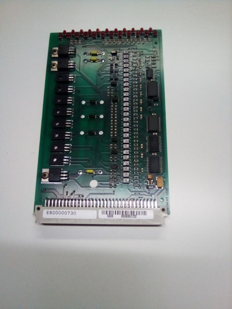 BOARD I/O PROGRAMMING E800000730 marchesini