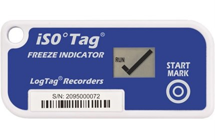 TICT iS0°Tag DATALOGGER