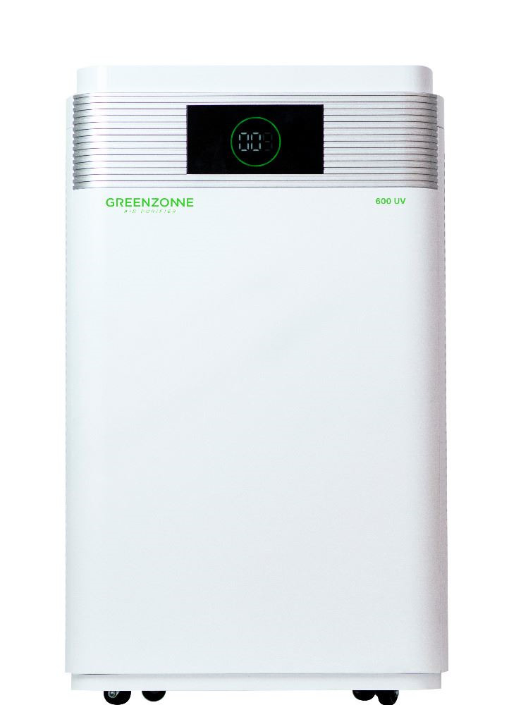 600UV Purificador aire o3sanit 600-UV greenzone