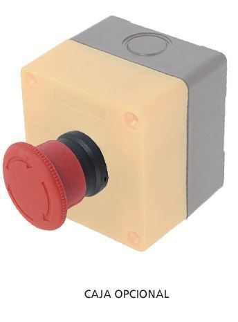 Pulsador Interruptor  mono-block  22.5mm (2)