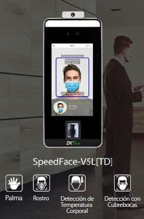 SPEEDFACE-V5L-TD safety care nivel0 SPEED FACE-V5L[TD]